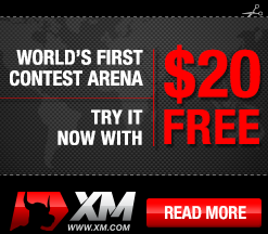 $20 FREE to participate in the XM contest arena