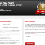 XM.com - Luxurious Gala Dinner to be hosted in Malaysia