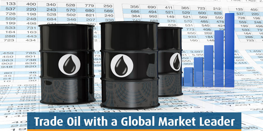 Trade Oil and Receive Rebates
